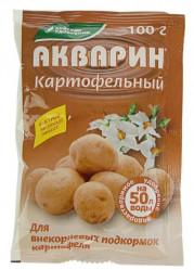Акварин  Картофельный» (пакет 100гр.)  Буйские удобрения