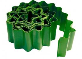 Бордюр садовый Palisad зеленый 20см х 900см (МИ-64482)