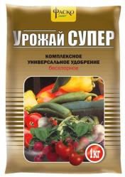 Фаско  Урожай-SUPER уд-е (пак.1кг.)