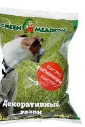 Газон  Green Meadow  Быстровосстанавливающийся (1кг./пак.)