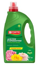 Bona Forte  для Роз и Хризантем  кан.1,5л.