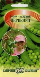 Горох Первенец  10гр. сахарный (Гавриш)