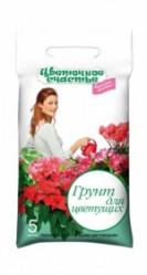 Грунт Фаско  для Цветущих растений 5л.