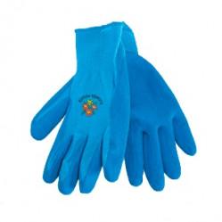 Перчатки LIST'OK нейлоновые с каучук покрытием  LR300B L