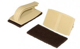 Комплект: 4 щетки-затирки и 30 накладок (W56-358-2045)