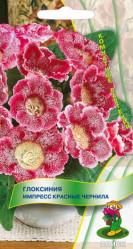 Глоксиния Импресс Красные чернила 5шт. (комн.раст.)  (Поиск)