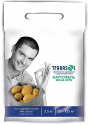 Террасол  Картофель уд-е 2,5кг.