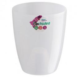 Кашпо Орхидея 1,3л. Белый (Santino)