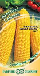 Кукуруза Соблазн сахарная 5гр. (Гавриш)