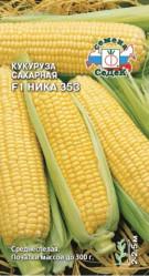 Кукуруза Ника 353 (сахарная) 4гр. (Седек)