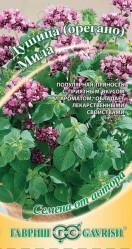Пряные травы, Аптека Душица обыкновенная Мила (орегано) 0,1гр. (Гавриш)