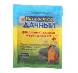 Дачный - биосостав (пак. 50гр.)