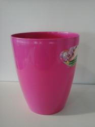 Кашпо Орхидея 15х17  темно-розовый 113094 (Алеана)