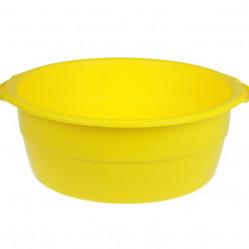Таз 11л. особо прочный (желтый) (Ижевск)