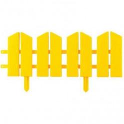 Бордюр декорат. GRINDA Летний сад, 16х300см, желтый (422225-Y)