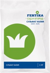 Сульфат калия  Фертика (пак.1кг.)
