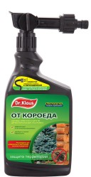 Dr.Klaus  Эжектор концетрат от Короеда (фл.1л.)