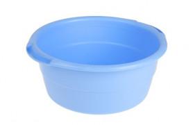 Таз  8л. особо прочный (голубой) (Ижевск)