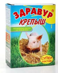 Здравур  Крепыш (пак.250гр.)  ВХ