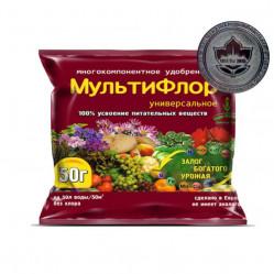 МультиФлор  Универсальное (пак.50гр.)