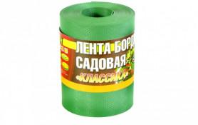 Лента бордюрная Экопласт  Классика Зеленая 15см. дл.9м.