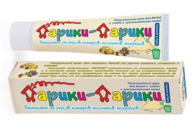 Дарики-Дарики Крем от комаров для детей (фл.50мл.)  ВХ