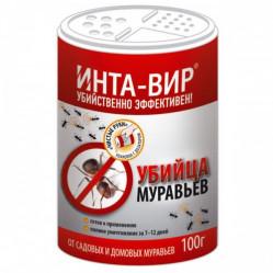 Инта-Вир средство от муравьев (туба 100гр.)
