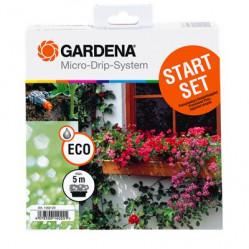 Комплект GARDENA полива для цветочных ящиков базовый 01402-20