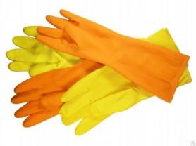 Перчатки, галоши, одежда - Перчатки LIST'OK латексные L  LR 10/1