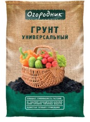 Грунт Огородник Универсальный 22л.