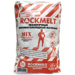 Противогололед.мат-л Rockmelt MIX (до -30C) (пак.20кг.)