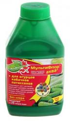 МультиФлор Аква  Огурцы  фл.250мл.
