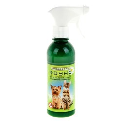 Фауна - биосостав для устранения запахов от домашних животных (фл.300мл.)