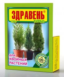 Здравень Хвойные растения Турбо (пак.150гр.)
