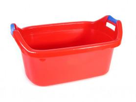 Таз 30л. овальный (красный) (Ижевск)