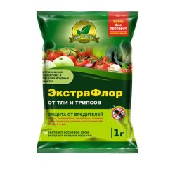 ЭкстраФлор  от Тли и трипсов (пак. 1гр)