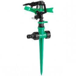 Разбрызгиватель Green Apple пластик,  360град. импульс. GWRS12-046