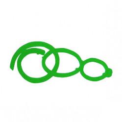 Кольцо фиксатор Green Apple цепочка GPCR-2