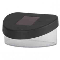 Светильник садовый ЭРА на солн.батарее, пластм., черный, 5,5см SL-PL8-MNTI