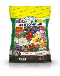 БиоГрунт Цветочный 10л. Гера