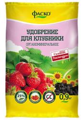 Фаско  Клубника ОМУ (пак.0,9кг.)