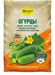 Фаско  Огурцы уд-е (пак.1кг.)