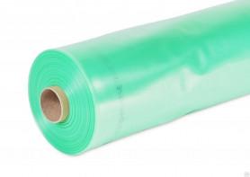 П/э пленка многолетняя 150мкр. Зеленая (2-3 года) (1,5м. х 2) пог.м.