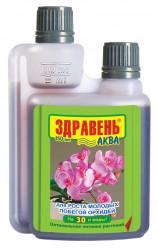 Здравень Аква Opti DOZA для роста молодых побегов орхидей  фл.150мл.