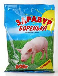 Здравур  Боренька (пак.600гр.)  ВХ