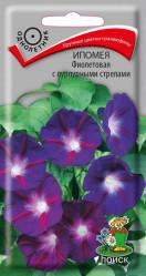 Ипомея Фиолетовая с пурпурными стрелками 0,5гр.  (Поиск)