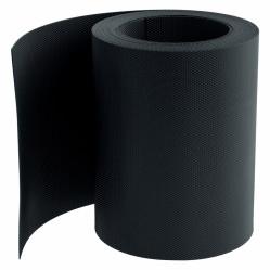 Лента бордюрная Б-10/3 (толщина 3мм) Черный 10см. дл.3м.