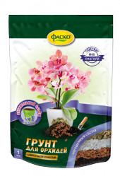 Грунт Фаско  для Орхидей 1л. дой-пак