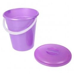 Ведро  3л. евро пищевое  фиолетовый (Ижевск)