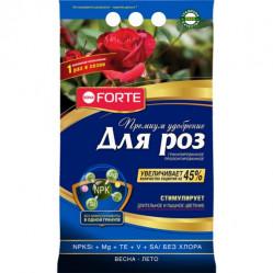 Bona Forte  Розы и Клумбовые с биодоступным кремнием (пак.2,5кг.)